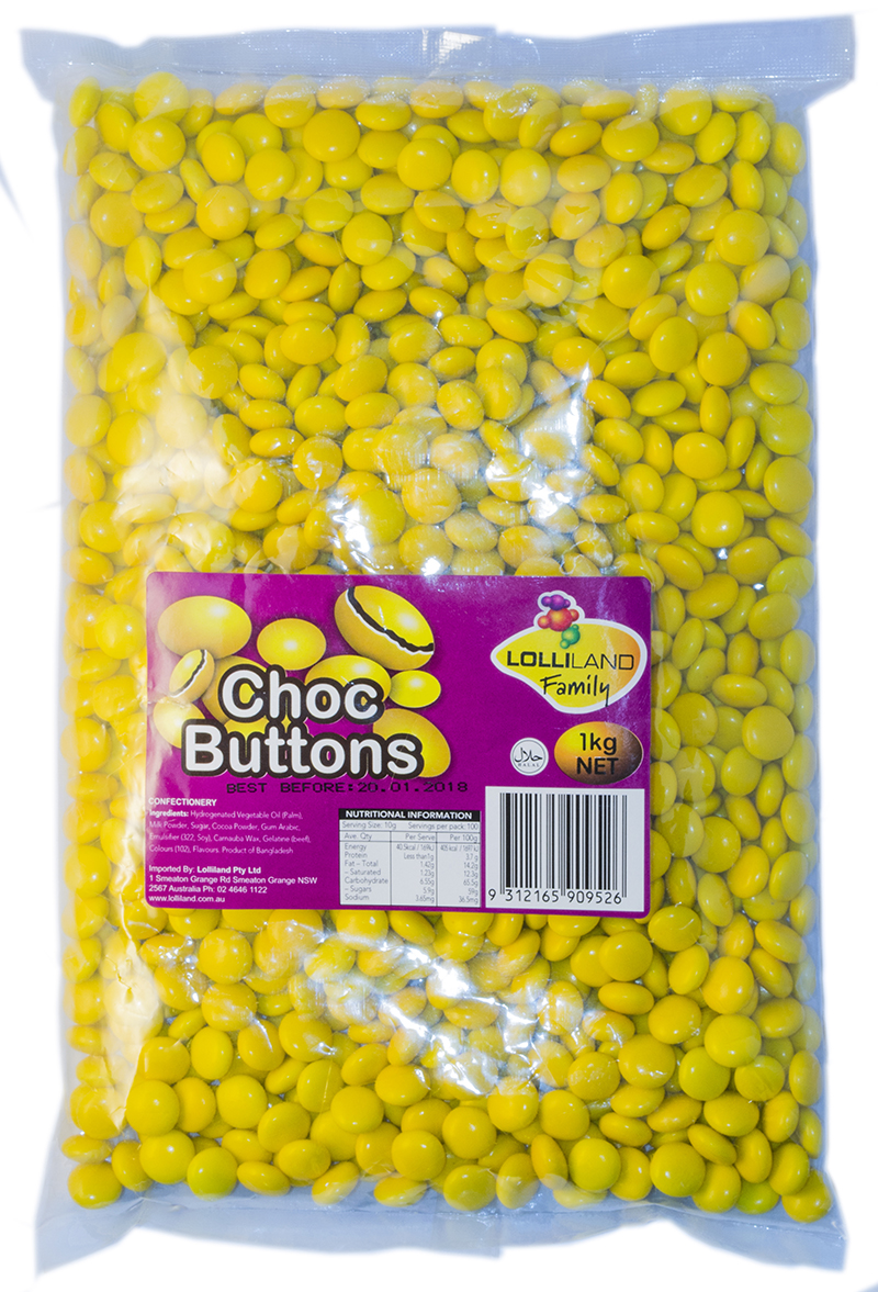 choc-buttons-1kg-yellow